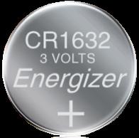 energizer cr1632 3v 3 volt lithium coin size battery