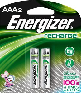 Best Deal Supply Energizer Aaa Nimh Rechargeable Battery 2 Pack